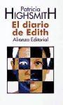 Libro DIARIO DE EDITH, EL