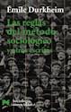 REGLAS DEL METODO SOCIOLOGICO (SOCIOLOGIA CS3802) (LIBRO DE BOLSILLO)