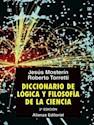 DICCIONARIO DE LOGICA Y FILOSOFIA DE LA CIENCIA (2 EDIC  ION) (CARTONE)