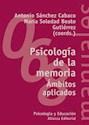 PSICOLOGIA DE LA MEMORIA AMBITOS APLICADOS