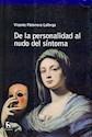 DE LA PERSONALIDAD AL NUDO DEL SINTOMA (MENTE SALUD SOCIEDAD) (RUSTICO)