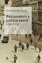 PSICOANALISIS Y JUSTICIA SOCIAL (1918-1938) (MENTE SALUD SOCIEDAD) (RUSTICO)