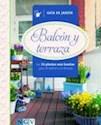 FLORES DE BALCON Y DE JARDIN (GUIAS DE LA NATURALEZA) (  CARTONE)