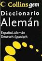 COLLINS GEM DICCIONARIO ALEMAN ESPAÐOL ESPAÐOL ALEMAN  (N/ED)