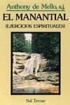 Libro MANANTIAL, EL (EJERCICIOS ESPIRITUALES)