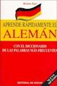 APRENDE RAPIDAMENTE EL ALEMAN CON EL DICCIONARIO DE LAS