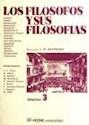 FILOSOFOS Y SUS FILOSOFIAS (TOMO 3)