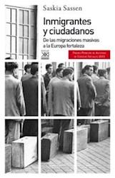 Libro Inmigrantes Y Ciudadanos