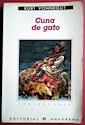 Libro Cuna De Gato                     -Co115
