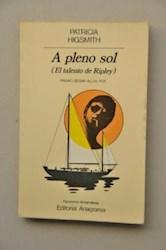 Libro A PLENO SOL (EL TALENTO DE RIPLEY)