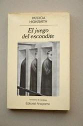 Libro JUEGO DEL ESCONDITE, EL