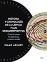 HISTORIA Y CRONOLOGIA DE LA CIENCIA Y LOS DESCUBRIMIENTOS COMO LA CIENCIA HA DADO FORMA A NUESTRO MU