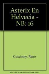 Libro ASTERIX EN HELVECIA