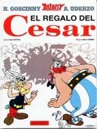 Libro REGALO DEL CESAR, EL ( ASTERIX )