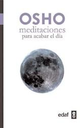 Libro MEDITACIONES PARA ACABAR EL DIA