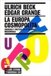 Libro EUROPA COSMOPOLITA, LA. SOCIEDAD Y POLITICA EN LA SEGUNDA MO