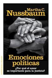 Libro Emociones Politicas