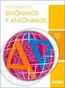DICCIONARIO DE SINONIMOS Y ANTONIMOS UNIVERSO S/UÐERO (  CARTONE)