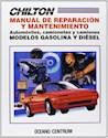 CHILTON MANUAL DE REPARACION Y MANTENIMIENTO AUTOMOVILE