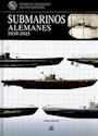 SUBMARINOS ALEMANES 1939-1945 (FICHAS DE TECNOLOGIA MILITAR MARITIMA) (ILUSTRADO) (CARTONE)
