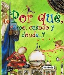 Libro POR QUE, COMO, CUANDO Y DONDE...?