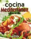 Libro COCINA MEDITERRANEA Y OTRAS RECETAS (PRACTICOS DE COCINA)