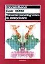 MANUAL DEL PSICODIAGNOSTICO DE RORSCHACH (CARTONE)