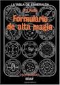 Libro FORMULARIO DE ALTA MAGIA
