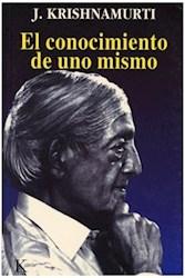 Libro CONOCIMIENTO DE UNO MISMO, EL