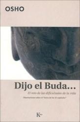 Libro DIJO EL BUDA...