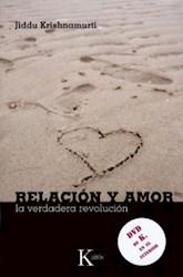 Libro RELACION Y AMOR LA VERDADERA REVOLUCION
