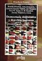 Libro DEMOCRACIA DELIBERATIVA Y DERECHOS HUMANOS