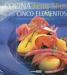 Libro COCINA FENG SHUI DE LOS CINCO ELEMENTOS