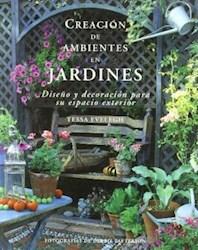 CREACION DE AMBIENTES EN JARDINES (CARTONE)