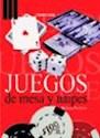 JUEGOS DE MESA Y NAIPES (CARTONE)