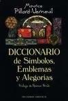 Libro DICCIONARIO DE SIMBOLOS, EMBLEMAS Y ALEGORIAS