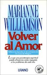 Libro VOLVER AL AMOR