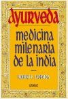 Libro AYURVEDA- MEDICINA MILENARIA DE LA INDIA