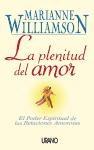 Libro PLENITUD DEL AMOR, LA