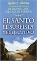 Libro SANTO, EL SURFISTA Y EL EJECUTIVO, EL