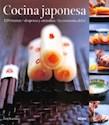 Libro COCINA JAPONESA