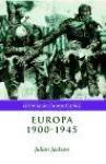 Libro EUROPA 1900-1945