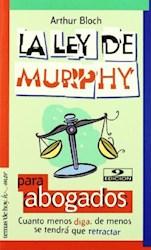Libro LEY DE MURPHY PARA ABOGADOS