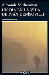 Libro Un día en la vida de Iván Denísovich