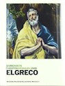 DOMENIKOS THEOTOKOPOULUS 1900 EL GRECO (CARTONE) (MUSEO  DEL PALACIO DE BELLAS ARTES)