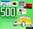 500 TRUCOS CONSEJOS Y TECNICAS DE ILUSTRACION DIGITAL (  RUSTICO)
