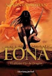 Libro EONA. EL ULTIMO OJO DE DRAGON