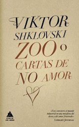 Libro Zoo O Cartas De No Amor