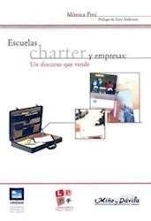 Libro ESCUELAS CHARTER Y EMPRESAS: UN DISCURSO QUE VENDE