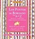 PUNTOS DE BORDADO DE LA A A LA Z MANUAL COMPLETO PARA TODOS LOS NIVELES (RUSTICO)